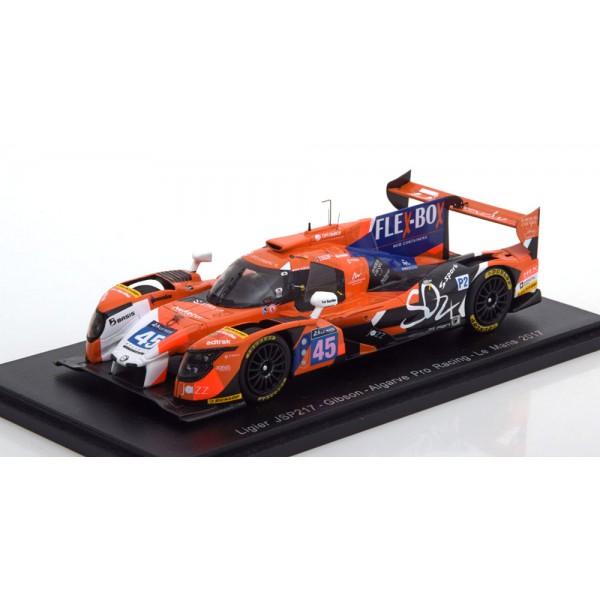 Ligier JS P217 No.45, 24h Le Mans