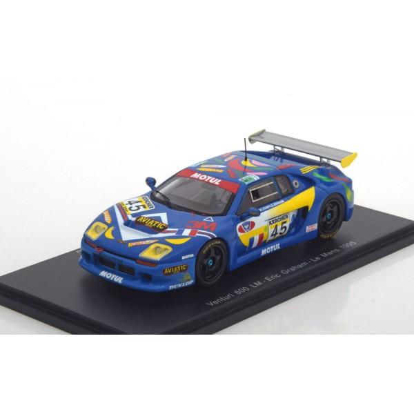 Venturi 600 LM No.45, 24h Le Mans