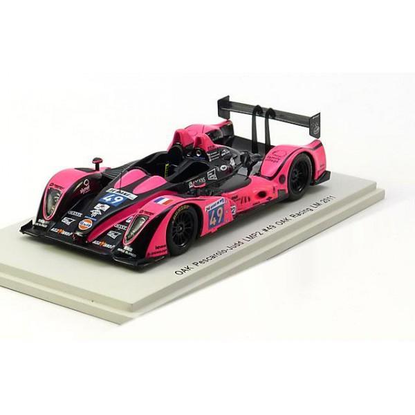 OAK Pescarolo-Judd LMP2 No.49, 24h Le Mans