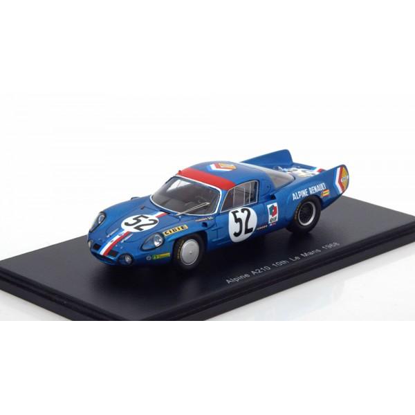 Alpine A210 No.52, 24h Le Mans
