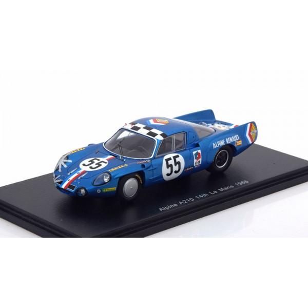 Alpine A210 No.55, 24h Le Mans