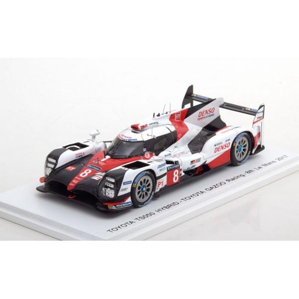 Toyota TS050 Hybrid No.8, 24h Le Mans
