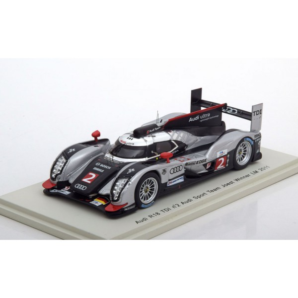 Audi R18 TDI Winner 24h Le Mans