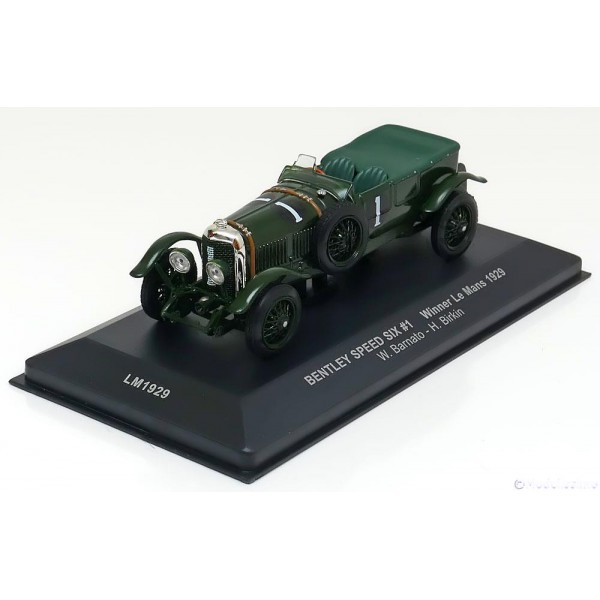 Bentley Speed Six Sieger 24h Le Mans