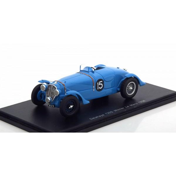 DeLaHaye 135CS Winner 24h Le Mans