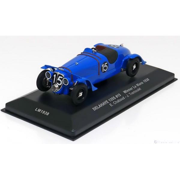DeLaHaye 135S Winner 24h Le Mans