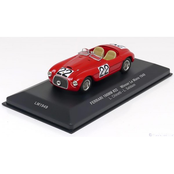 Ferrari 166 MM Sieger 24h Le Mans