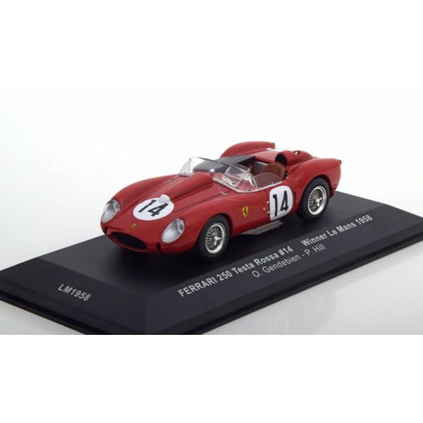 Ferrari 250 Testa Rossa Winner 24h Le Mans