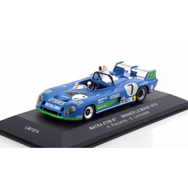 Matra 670 B Winner 24h Le Mans