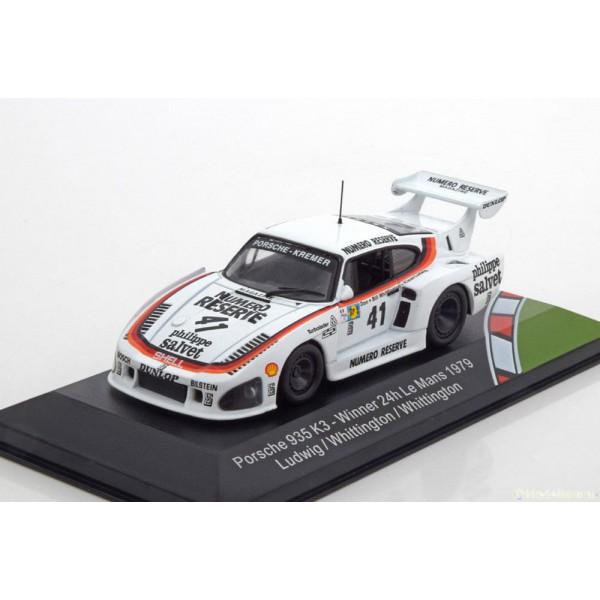 Porsche 935 K3 Winner 24h Le Mans