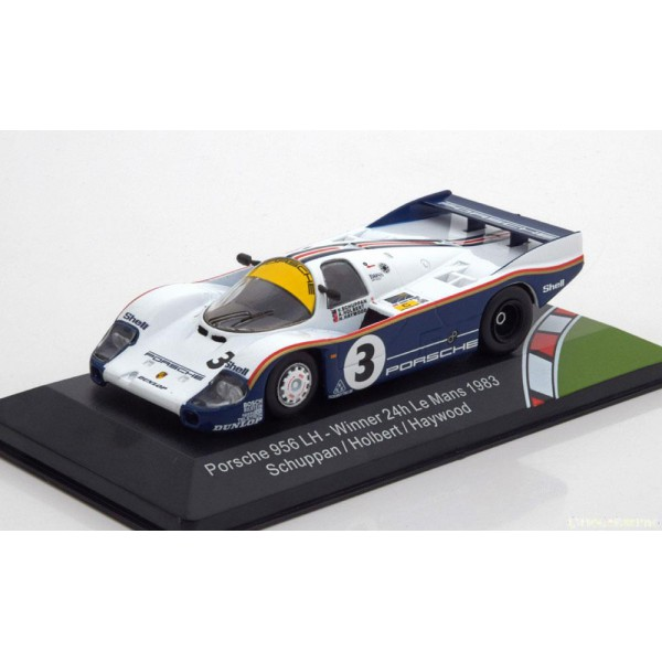 Porsche 956 LH Winner 24h Le Mans