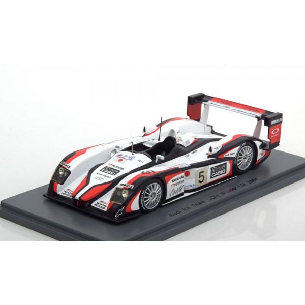 Audi R8 Winner Le Mans