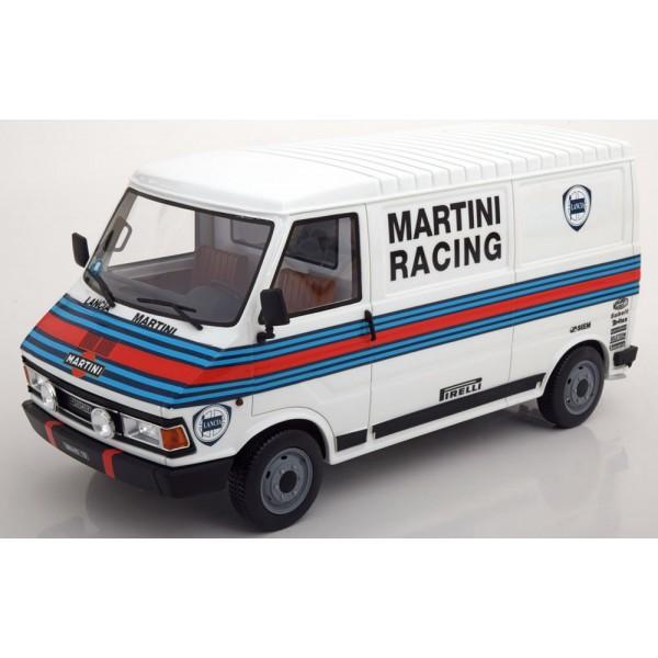 Fiat 242 Kastenwagen Assistenza Lancia