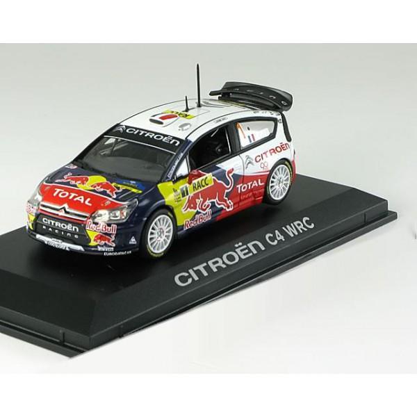 Citroen C4 WRC No.1, Rally Catalunya, World Champi...
