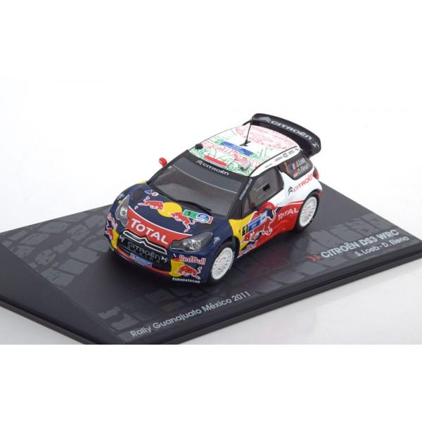 Citroen DS3 WRC No.1, Rally Mexico