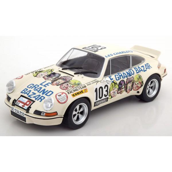 Porsche 911 RSR No.103, Rally Tour de France