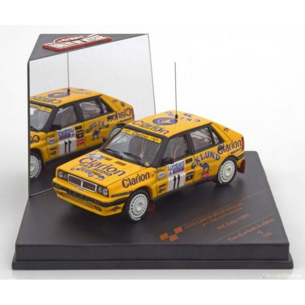 Lancia Delta Integrale No.11, RAC Rally