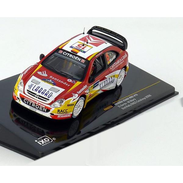 Citroen Xsara WRC No.15, Rally Catalunya