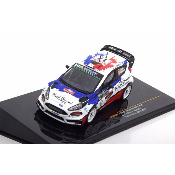 Ford Fiesta RS WRC No.17,Rally Monte Carlo