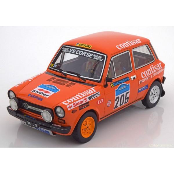 Autobianchi A112 Abarth No.205, Rally Colline di R...