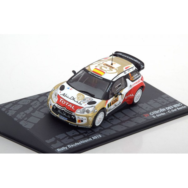 Citroen DS3 WRC No.3, Rally Germany