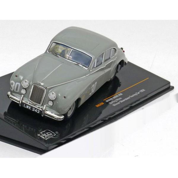 Jaguar MK 7 No.30, Winner Silverstone