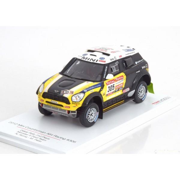 Mini Countryman All4 No.305, Rally Dakar