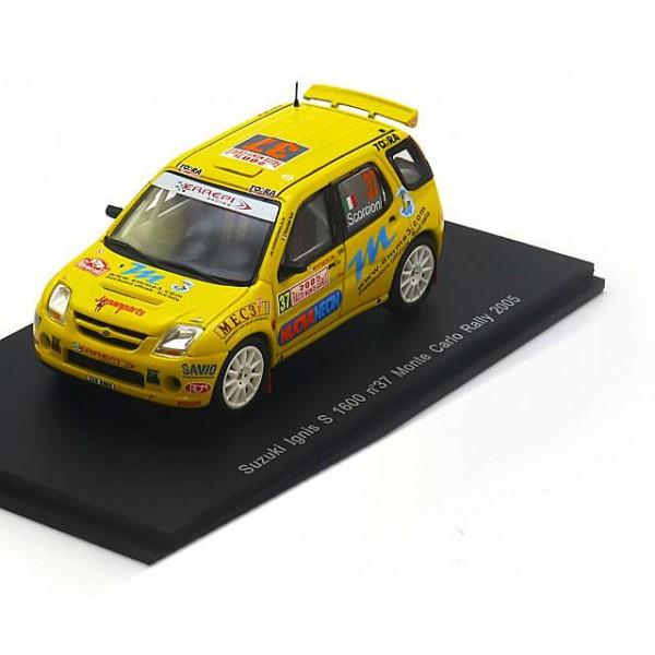 Suzuki Ignis S1600 No.37, Rally Monte Carlo