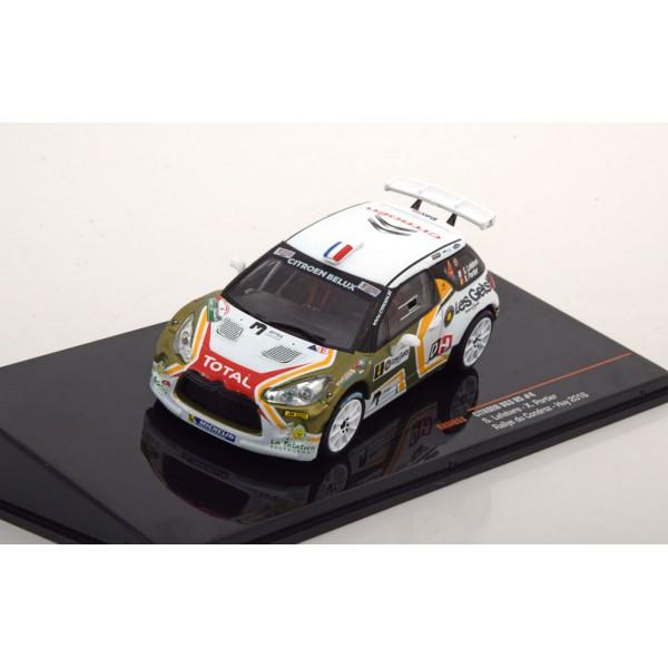 Citroen DS3 No.4, Rally Condroz-Huy