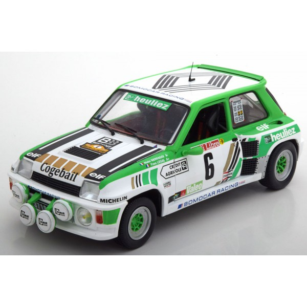 Renault 5 Turbo Gr.B No.6, Rally de Lozere