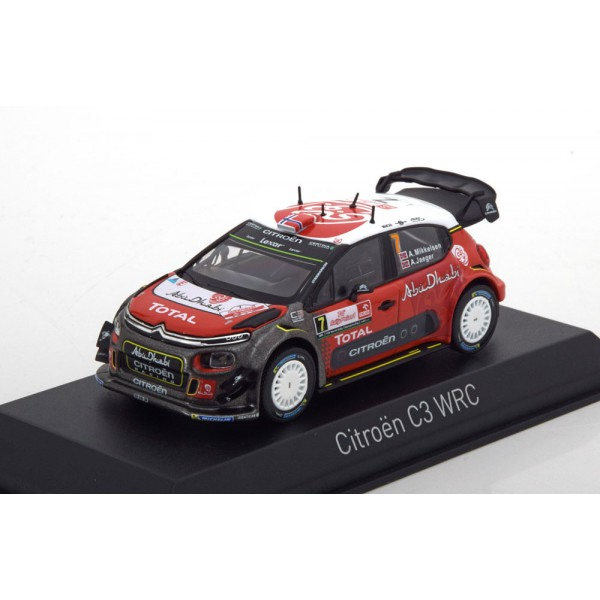Citroen C3 WRC No.7, Rally Poland