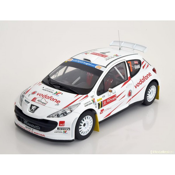 Peugeot 207 S2000 No.7, Rally Portugal