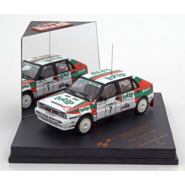 Lancia Delta Integrale No.7, Rally Sanremo
