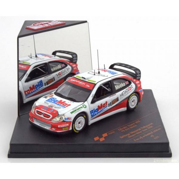 Citroen Xsara WRC No.8, Rallysprint Bologna Motors...