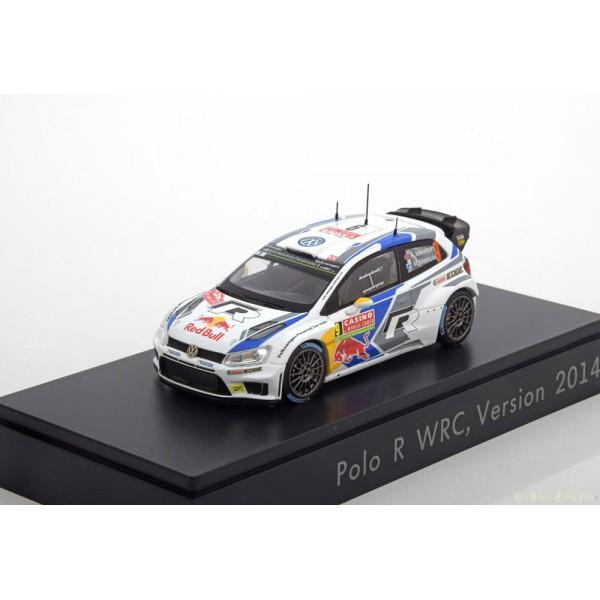 VW Polo R WRC No.9, Rally Monte Carlo