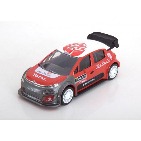 Citroen C3 WRC Official Presentation Version
