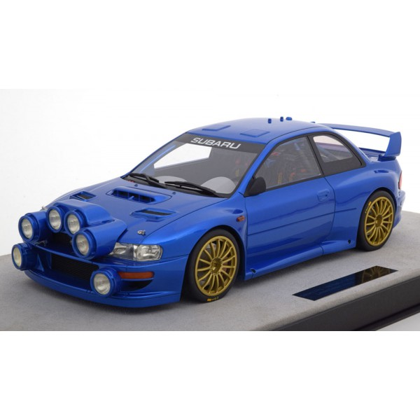Subaru Impreza S4 WRC Plain Body Version