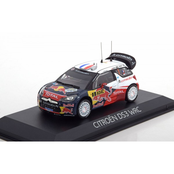 Citroen DS3 WRC Rally Germany, World Champion