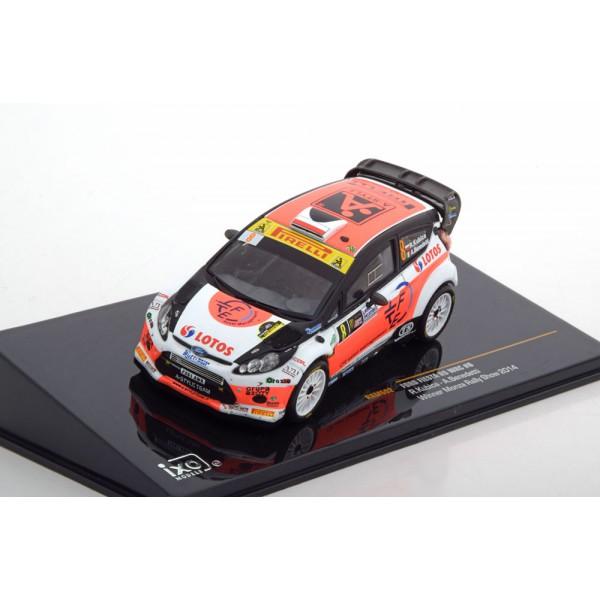 Ford Fiesta  RS WRC Winner Monza Rally Show