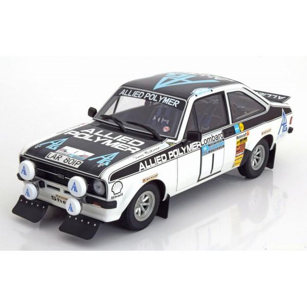 Ford Escort 2 RS1800 Winner RAC Rally