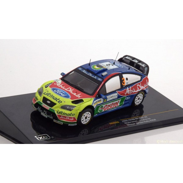 Ford Focus RS 03 WRC Winner Rally Jordanien