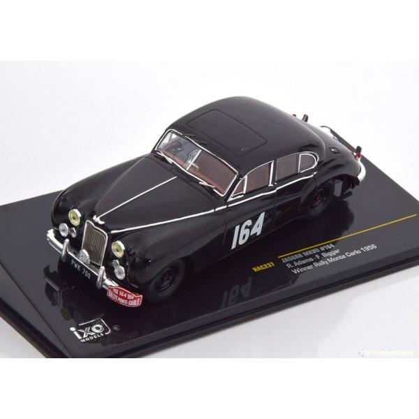 Jaguar MK 7 Winner Rally Monte Carlo