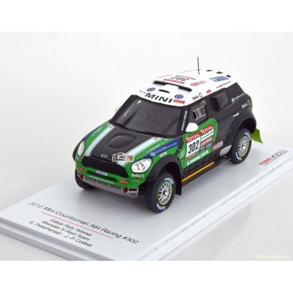 Mini Countryman All4 Winner Rally Paris Dakar