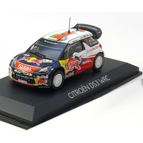 Citroen DS3 WRC Winner Rally Portugal