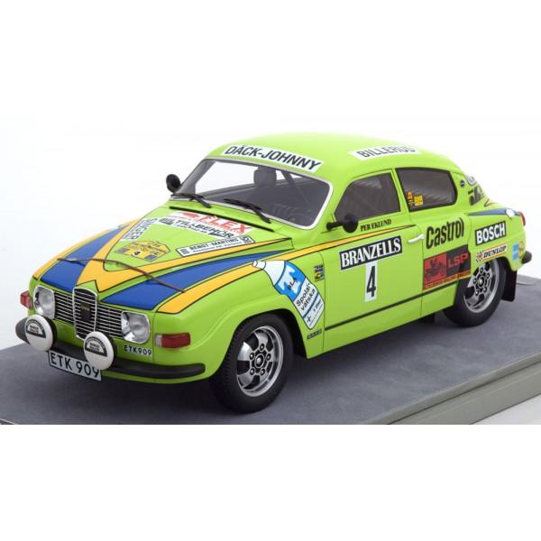 Saab 96 V4 Winner Rally Sweden