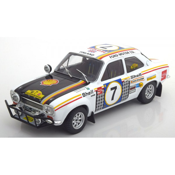 Ford Escort 1 RS1600 Sieger Safari Rally