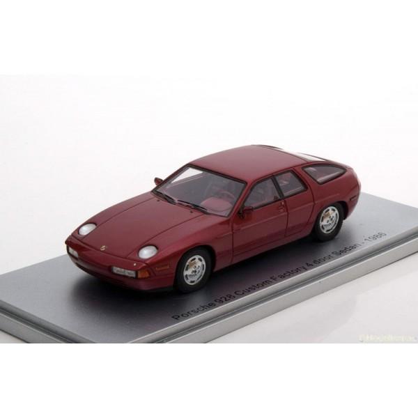 Porsche 928 Custom Factory 4 Door Sedan