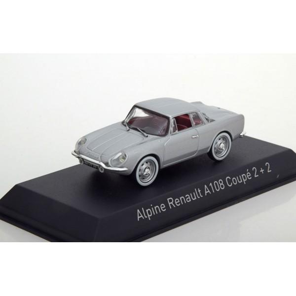 Renault Alpine A108 Coupe 2+2