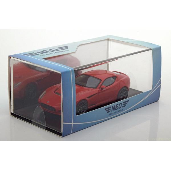 AC 378 GT Zagato 2012,Neo Scale Models 1:43