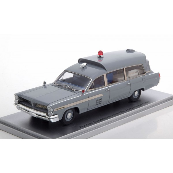 Pontiac Superior Bonneville Ambulance